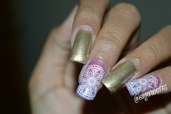 hello guys!!I'm overwhelmed about your response ☺.hope you all r doing well.here is a new stamping mani using #bornprettystampingplates  .I got it for reviewing from #bornprettystore . hope y'all like it.  let me know about your #response  #nails2inspire #nails #nailsoftheday #nailpaint #nailcolor  #nailaddict #nailartpromote #nail-addict #nailartclub #nailstagram #nailartist #nailsofinstagram #nail-designs #nailswithrhinestones #fashionicon #fashionmodel #bloggergirl #followforfollow #follow4follow #followback #follower #followers #fashionupdate #fashionicon  #followher #follownow #following #followus #followmeonroposo #followme #review #reviewoftheday #reviewblogger #reviewer #reviewed #girlfashion #girlystuff #girlstragram #girlsday  #bornprettystorereview #followformore #followformuchmore #followforfashion #opi #lovetowear  #followforfashionupdates  #nailart