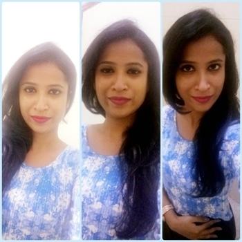 #officetime  #newprints #blueshade  #lovingit  #fasionblogger #fashionlover  #fashionheads  #be-fashionable #andbrand #loosehairs #goodhairday #ropo-love #ropo-style #ropo-good #roposogal @roposobusiness @roposolove #followforfollow #tagsforlikes #likeforfollow ✌️❤️