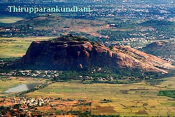 MOST IMPORTANT TEMPLES OF LORD SKANDA   STHALA MAHIMA - Thirupparankundram  Thirupparankundram, a railway station in South India, is situated on the way from Madurai to Trivandrum. It is about 4 miles from the town of Madurai.   The temple is built on a hillock. The Puranas relate the following story about the place.   After the fall of Surapadma and his Asura followers, Lord Skanda, with the Devas, moved from Tiruchendur to Thirupparankundram. Here, at the request of Indra, Lord Skanda's marriage with Deivayanai (daughter of Indra) took place. It is here that the six sons of Parasara Muni got redemption from the curse of remaining as fishes. By the grace of Lord Skanda the sons of the sage assumed their original human form.🌹