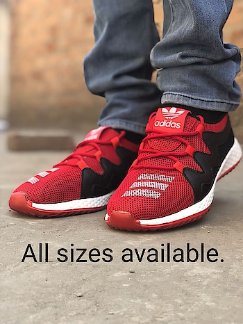 Adidas  Size 7-8-9-10 Rs. 1099/- with shipping  #srk #salmankhan #watches #watch #smartpoints #smart #friends #like4like #followforfollow #love #adidas #love #roposo #thebazaar #roposochattobuy #fashion #product#shopping #shop #buy #seller #newarrival #onlineshopping #latesttrend #fashionpost #fashionlove #fashionoftheday #fashionlook #fashionlover #trending #trendyfashion #onlineboutique #onlinestore #onlineshop #gucci #armani #watches #watercolor #fashionblogger #police #fossil #luxury #luxurylifestyle #sell #india #indian #sea #womensfashion #men #mensfashion #fashionweek #car #cars #bike #fitness #fit #fitfam #entertainment #trustedseller #trendy #money #onlineshop #onlineshopping #gold #shoe #sneakers #sneakerheads #jeans #nike #adidas #hublot #boss #wwe #bollywood #hollywood #guess #love #friends #suit #apple #roposo #football
