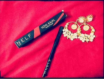 kajal is one thing which can just uplift any normal look and good kajal is very very important. 🙆Here im introducing a very good brand NELF USA @nelf_cosmetics which has some innovative makeup products. 🔎About this product ✴️Kohl kajal waterproof✴️ 💸mrp : 249/- 📋My review🎯  Kajal is something which is for everyday use and i always like to use a kajal which is pure black and smudge proof.  This kajal totally fulfilled my expectation. I tried a smudge test too but it didn't fade away completely so it shows it will last for good 5-6 hours without smudging 💟💟 📣packaging -  quite sturdy and easy to carry. 📣Ratings -  4.5/5  Get this kajal from their insta store @nelf_cosmetics Or you can check out at www.nelfusa.com  #kohls #kajal #reviews #nelf #usa #blog #bloggerswanted #blogging #india #jaipur