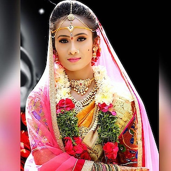 Make-up & Hairstyling Done by: Blush On Bride makeup services   #makeupartist #bridalmakeup #professionalmakeupartistinHyderabag #muainHyderabad #Hairstyle # #makupartistinhyderbad #telugubridal #weddingmakeupartist #fashion #bridalmakeupinHyderabad #events #southindianbridal #bestmakeup # makeupartistinhyderabad #mac #BlushonBride # #southindianbridal # #Hyderabadbridal #Hyderabad #Visakapatnamvizag #vijayawada #pune #Bangalore #mumbai #maskRaju #Rakeshkurrasir #mac# southindianbridal #Rohan...