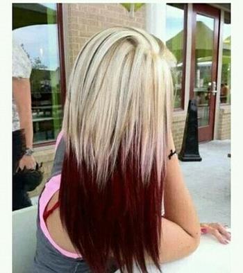 I lop diz #haircolor