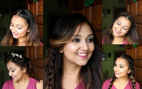 Hey Fam New video on Hairstyling is up in my #YoutubeChannel 👉 #Link is in my #Instagram Bio: AmajesticMind . P.s:🔹 If you love my effort then please #SUBSCRIBE to my Channel 🔹Use this Emoji🌹 in my #Youtube if you love this video. . #amajesticmind #youtuber #ytcreator #indianyoutuber #fashionblogger #styleblogger #blogging #youtube #youtubergirl #funhairstyle #indianfashionblogger #stylist #trendsetter #hairgoal #fashionablehairstyle #stylefile #princesshairstyle #fashionfile #longhairstyle #longhair #trendyhairstyle #roposo #soroposo #roposogirl #roposotalk