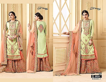 Rate 2600-+Shipping  Extra    ORDER now via WhatsApp on +918097775536 or +919619659727  Checkout more latest collection at ArtistryC.in #Trending #wedding2018  #shoponline  #soroposoblogger #uk #shoponline #USA #London #Canada #malaysia #Singapore #celebritylook #Dubai