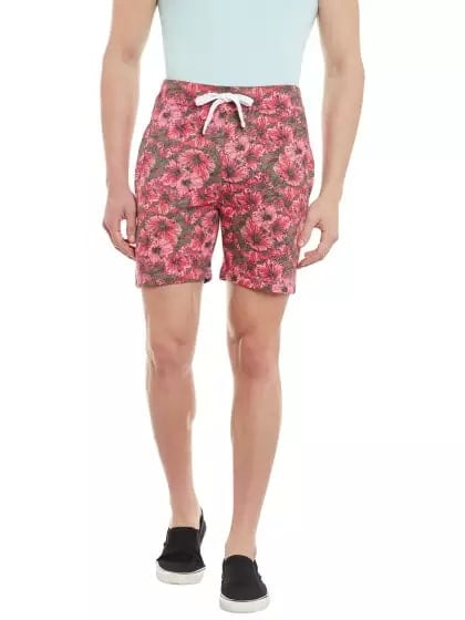 Red Slim Fit Shorts - #men, #men-fashion, #men-branded-shopping, #men-looks, #summer-style, #fashion, #Menclothing, #mens-wear, #mens-ethnic, #mens, #stylishlook, #stylewear, #men-looks, #mens tshirt, #outfit men, ##men's style, #men#style, #mens lifestyle, #mens clothing, #mens's fashion, #mens shirts