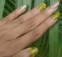 #NailArt done by me
