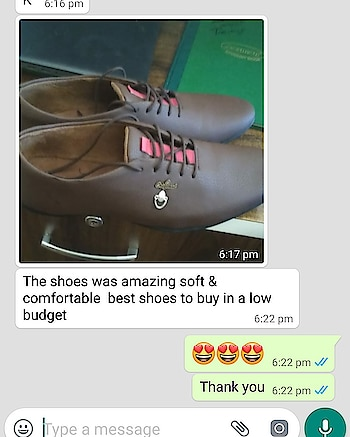 #Sameera Desginers # Delivered😍😍😍😍 successfully delivered the shoes......thank you for shopping......keep shopping......stay amazed 💕💖