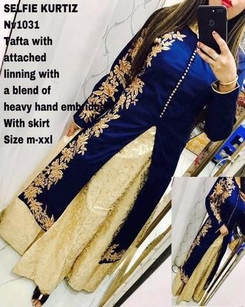 Call for booking +919898221286  #fashion #fashionaddict #fashiondesigner #fashionlover kurti#selfikurti #onlineshopping #shopnow #salwar-kameez #kurtistyles #kurtishopping #buykurtis
