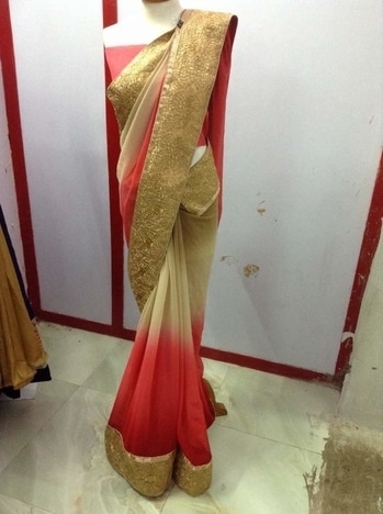 Beautiful Saree -@1450/- INR Only,, Fabric details --  Saree with blouse,,,  Soft Georget with heavy less work ,,,,,  Blouse banglori silk ,,,,,  Ready to ship  **WHATSAPP ME AT +91 9760614947** #lehenga#lehengacholi#indianfashion#indianweddings#sagan#mehndi#designerdress#delhi#mumbai#fashion#dallas#dallasindia#wedding#indianwedding#london#londonfashionweek#canada#australia#dubaifashion#dubaiethnic#womenfashion#trendy#latest#sareehyderabad#delhi#delhistreet#pune#bangalore#delhiwedding#floral,,