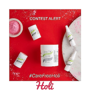 #ContestAlert 🌷  Say goodbye to all post-Holi worries, as I'm here with to make you win a bag full of Cheryl's skin care goodies! Here's what you need to do:  a) Click an after-Holi colorful selfie of yourself  b) Post it on your Instagram tagging me (@fianafashionforward ) along with @cherylsskincare and  c) Use the hashtag #CareFreeHoli  The craziest Holi Selfie is assured a skin care hamper by the Skin Experts – Cheryl's. Only to provide your skin the perfect revival!  #holi2019 #holigiveaway #holicontest #giveaways#giveaway #giveawaycontest #contest #win #repost#giveawaytime #free #love #like #contestalert#followforfollow #gift #sweepstakes#instagiveaway #competition #contests#handmade #giveawayalert #instagood#skincaregiveaway #gifts