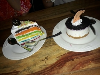 this is love #foodblogger  bliss❤ dessert story