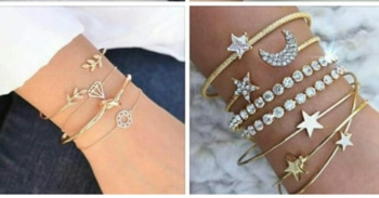 #star#moon#bracelets
