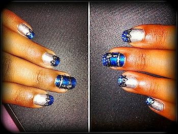 Nail art #nails #nailartwow #nailpolish