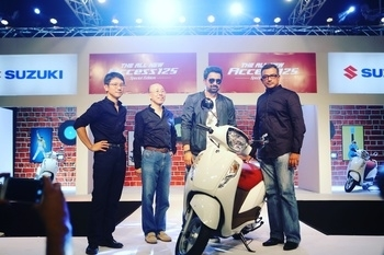 Maruti Suzuki launch event of their new scooter is up on my blog. Read the detailed blog post here: http://hercreativepalace.com/2016/09/ride-a-style-statement-with-the-suzuki-access-125-special-edition.html  #hercreativepalace #newblogpost #traveller #scooty #scooter #newedition #marutisuzuki #kanikasharma #delhi #india #blogger #event #covered #uponmyblog #read #like #comment #share #subscribe #ranvijaysingh #showstopper #fashionshow #transport