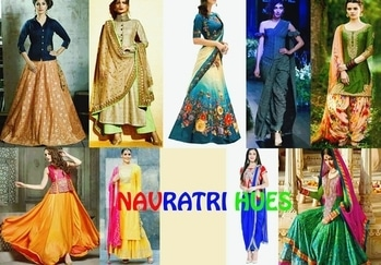 Navratri is one of the most celebrated festivals in the country where people gather and celebrate together.The festive season is the time when you get to show off your fashion statement, So check out these 9 handpicked outfits by our stylists on our blog to make the heads turn!! https://estilorobe.wordpress.com/2017/09/16/navratri-hues-9-nights-call-for-9-different-outfits/ #navratricollection #outfitinspiration #ethnicwearonline #festiveseason #indianwear #ninenights #partywear #garbadresses #dandiya night
