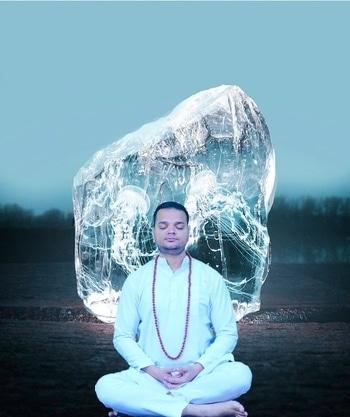 #meditation #yoga #roposo #roposolive #roposocolors #roposo star