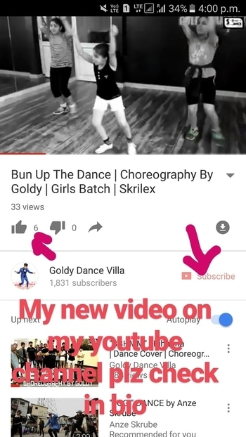 plz check link in bio like subscrine n share #dance