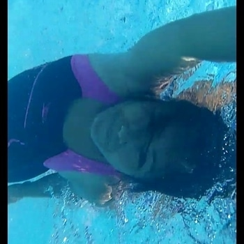swimming is d best exercise....