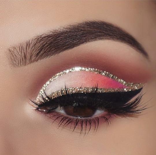 #glitter eyeshadow