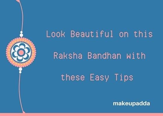 🌸BLOGGED🌸 . . Look Beautiful on this Raksha Bandhan with these Easy Steps. . . . Click the link below 👇 https://goo.gl/QZmRZn . . . . . . . . . . . .  #monsooncarnival #bloggerscarnival #blogoftheday #rakshabandhan #indianbeautyinfluencer #indianbeautyblog #indianbeautyblogger #beautytipsandtricks #makeuptipsandtricks #beautytips #makeuptips #blogged #lookbeautiful #festiveseason #rakhi #rakhispecial #rakhiday #rakhi2018 #indian-festival #festival #rakshabandhanspecial #bangaloreblogger #bangalorebeautyblogger #bangalorebeautyblog