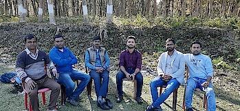 picinic#panijhora#colleagues #schooltrip