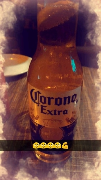 #corona #beerlove  #foodblogger #drnks #drinkstagram