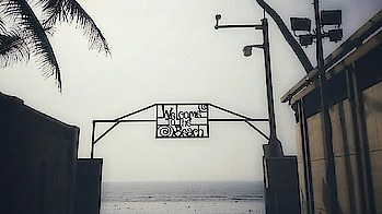 #feed #versova #beach #moringvibes #❤️ #naturephotography #view #clickbyme #mumbai #andheri #mi4click