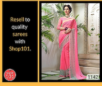 Download: http://bit.ly/2D12b3g  #reseller #reselling #women-fashion #saree #womensarees #women-style #womenwear #fashionwear #fashion #thebazaar #sellonline #onlinebusiness #workfromhome