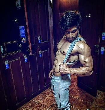#insipiration #hardwork #fitnessaddiction #model