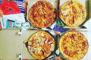 #happieness #is #having #dominos #ka  #near  #by_me  #pizza  😉 #widin  #20 #minutes  #freedelivery  #aftr  #long #day  #post #productionhouse  #project  #P3...