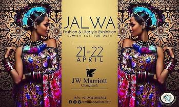 #JALWA #EXHIBITION #FASHION  #lifestyle #chandigarhdiaries #chandigarhfashionblogger #panchkula #ludhiana #exhibition #fashionmakeup #make-upblogger #weddingdiaries #women-apparels #women-clothing #footwear #clothingbrand #fashion_and_style #jewelleryblogger #jewellerydiaries #jewelryphotographer #wedding photo #be-fashionable #fashionmakeup