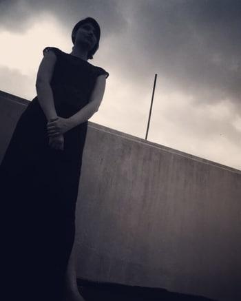 The Black Fanatic. ❤  Instagram handle : @paradiseofimperfections #black