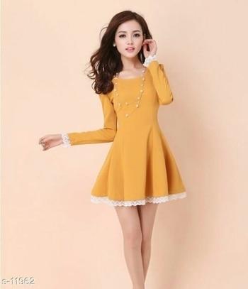 #HotMiniCrepeDress#dressmaterial#crepe#fashionfreak#fashion-diva#summer-fashion#fashionlook#dresslove#western-dress#wearyourdesire#collection#  #dresses