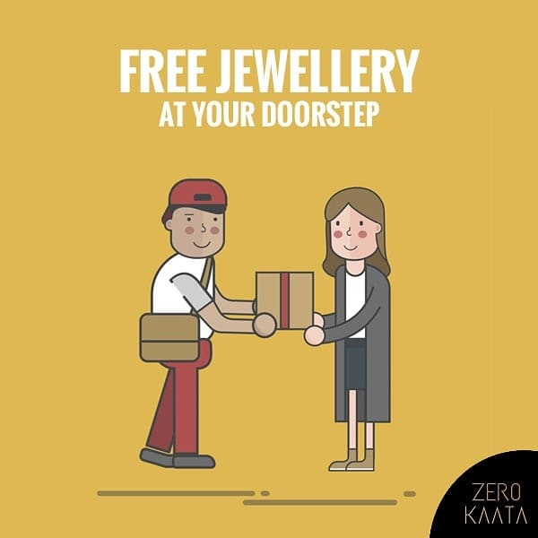 Hurry Jashan-e-Utsav Coming to an end. . . Jewellery at 80%off. . . What are you waiting for. . . Also Get Free Jewellery With Every Purchase. . . Visit www.zerokaata.com Now . . #JashanEUtsav #IndiasBiggestJewelleryUtsav #Utsav #indianjewellery #IndiasBiggestJewellerySale #Jewelry #jewelleryaddict #jewelrystore #jewellery #jewelleryshop #Bestoftheday #Followalways #festivalfashion #indianfestival #IndiasBiggestJewellerySale  #Diwali #karwachauth #karwachauthshopping #greatindianfestivalsale #amazonprime #amazongreatindianfestival #bigbilliondays #trending #bestdiwaligift