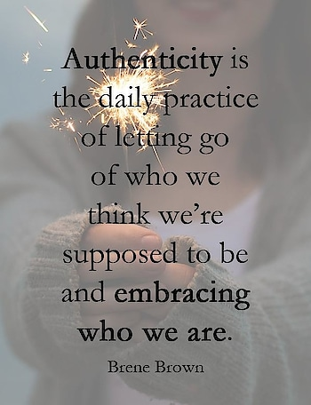 #embraceyourself   #authenticity