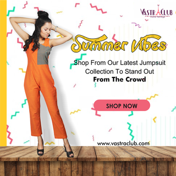 Do not miss this amazing jumpsuit to compliment your look this summer!