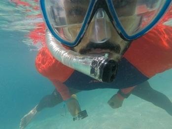 Hello from Gilli!! #gilli #gillitrawangan #gillidiaries #travel #travelmakesmehappy #wanderlust #wanderer #men #roposo #menonroposo #menonroposotravelling #underwater #gopro5 #gopro #goprohero5