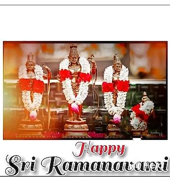 happy Sri ramanavami