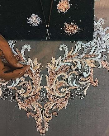 #handembroidery  #handwork #handwork-embroidered
