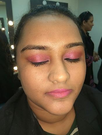Monochromatic Makeup Done By Me. #makeup #eye-makeup #ropo-makeup #makeup and eyes makeup #makeup #cosmetic #lipstick #mac #makeup #makeup # hairstyle #makeupartist #makeupartistindia #makeupartistkolkata #sudeshnasmakeover #monochromaticlook #followme #followback #follownow #followmeonroposo #followmeplease #roposo #roposomakeup #roposomakeupartist #roposomakeupandfashiondiaries #roposofollow #roposofollowme #lakmeacademy