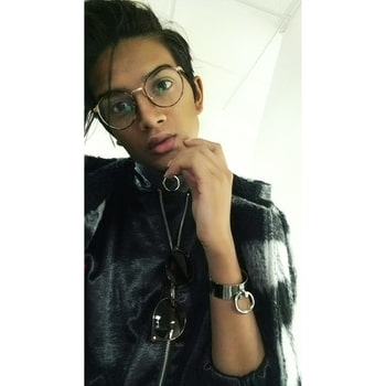 Kinky™  Jacket: H&M Coat: Forever 21 Accessories: Usexual Glasses: Zara Sunglasses: Rayban Lips: Maybelline Hair: Tressemme and Loreal  #mensaccessory #chokertrend #chokernecklace #choker #sexyhair #sexylook #fleek #browgamestrong #browgame #lips #forever21 #youtubeindia #youtuber #bloggerlife #blogger #instagramer #instadaily #roposodaily #ropo-love #menonroposo #mensstyleguide #mensaccessories #menstyleguide #menshair #mensfashionblog #mensfashionpost #mensfashion #2017style #2017ready #2017 #lookbook #style-file #styling #zaralove #zaramen #zaraindia #zara #hmindia #hnm #jacketlove #jacket #fashion-diva #fashionblogger