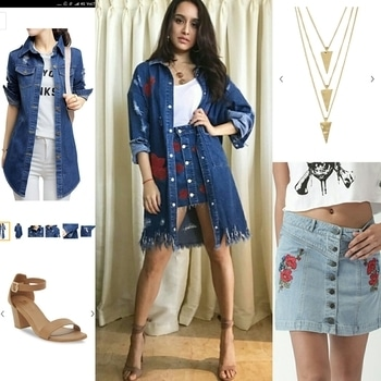 #shopthelook #getthelook #fashion #styles #shraddhakapoor #haseena #promotion #look   link in comment section