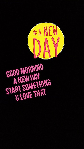 😊😊😊😊 #anewday