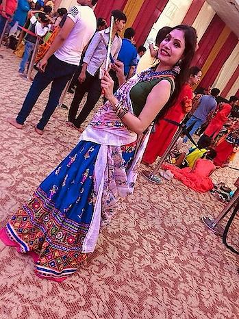 #navratrispacial #celebrity #sudhajain #sudhajainatraveller #ghagracholi #kanthawork
