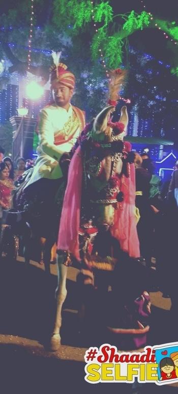 When the groom is all set  #ropo-love #ropo-good #roposodaily #roposoaddict #roposing #weddingseason #weddings #groom-wear #groom #bridegroom #indianfashionblogger #bloggerstyle #stylediaries #swag #dandy #sexy #shaadimagic #shaadiseason #shaaditime  #wedding