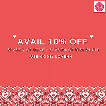 Did you head to the Offer Zone for the Season Of Love Sale?  Shop till your heart's content and avail 10% OFF.  Use the code: LOVENH.   Shop here: http://bit.ly/2G5aasA . . .  #ValentineSpecial #Discounts #womennightwear #loveyourself #love #shopping #pamperyourself #discounts #offers