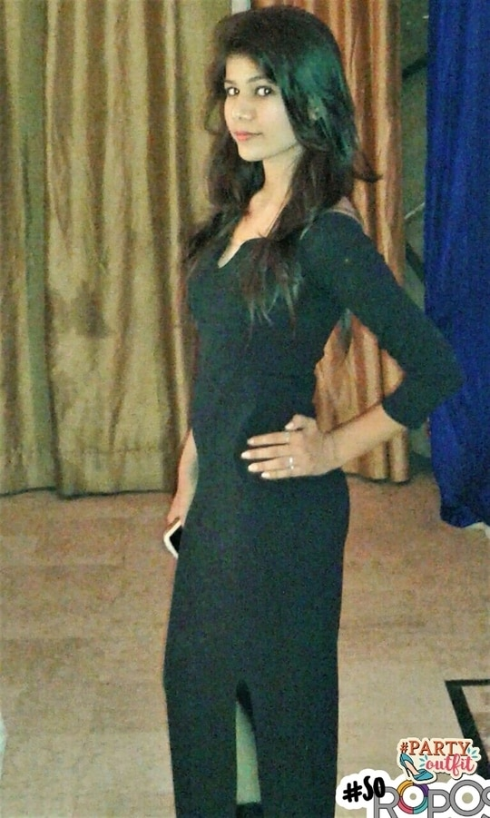 #soroposo #partyoutfit