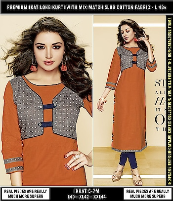 ❌ Normal Price was Rs 899  *10 Designs*  ✔*UNBELIEVABLE PRICING* ✔ *Now in Event the Price* is only Rs 650  😱   Direct Message us or whatsapp on 9867764381   Follow us 👉🏻on FB:  *https://www.facebook.com/Stylista-Fashionss-2137660539847810/*  #stylistafashionss #style #fashion #trend #readysuit #dressmaterial #ethnic #western #fashionjewellery  #handbags #kurti #botttomwear #onestop #shopping #saree #readymadeblouse #lookstylish #bethefashion #shopstylistafashionss #onlineshopping #bestquality #bestprice #bestbuy #swag