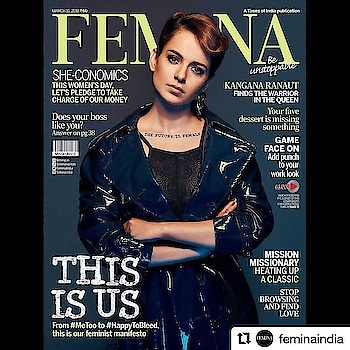 #throwback to the Stunning Kangana Ranaut in our Earrings for Femina India! 🤩 #fromthearchive  https://www.instagram.com/p/CCsS8cnAm_a/?igshid=yx00wre78xty  . . . . .  #theredbox #kanganaranaut #femina #feminaindia #tbt #throwbackthursday #fashionfeature #celebstyle #kanganaranautfashion #vocalforlocalindia #vocalforlocal #supportsmallbusiness